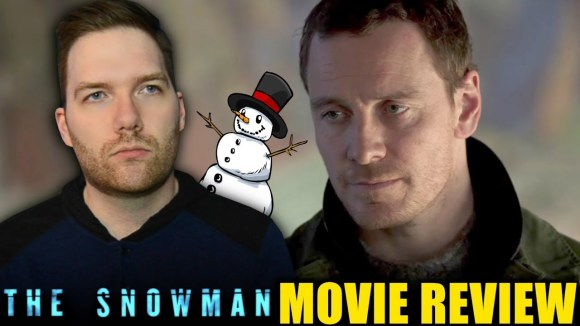 Chris Stuckmann - The snowman - movie review