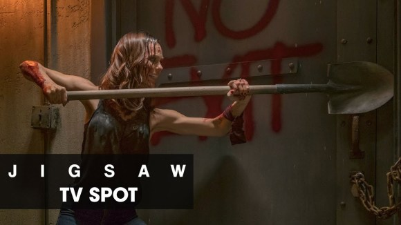 Jigsaw - TV-spot: Live or Die