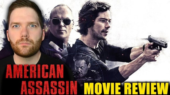 Chris Stuckmann - American assassin - movie review