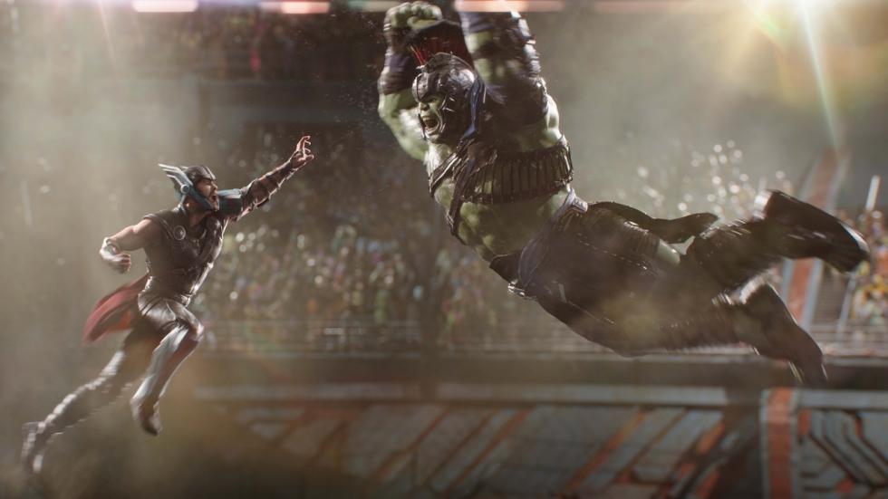 Eerste recensies 'Thor: Ragnarok'!