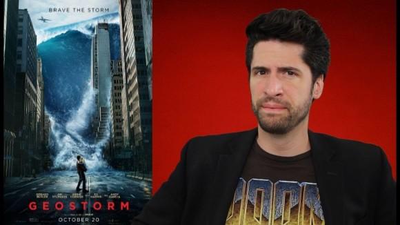 Jeremy Jahns - Geostorm - movie review