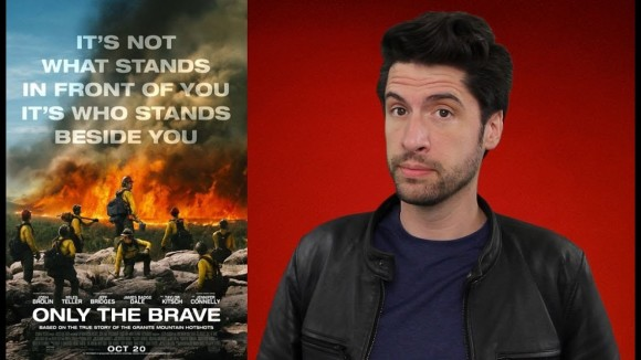 Jeremy Jahns - Only the brave - movie review