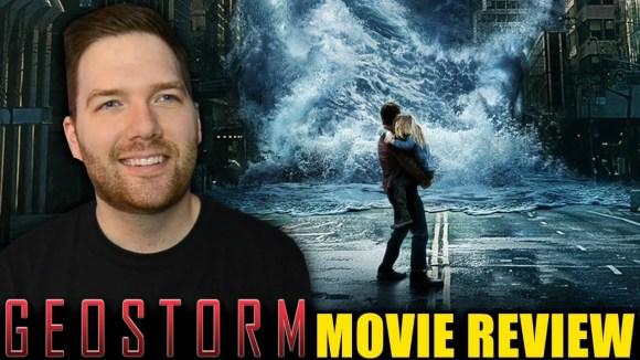 Chris Stuckmann - Geostorm - movie review