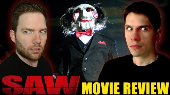 Chris Stuckmann - Saw - movie review