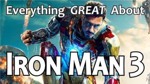 CinemaWins - Everything great about iron man 3!
