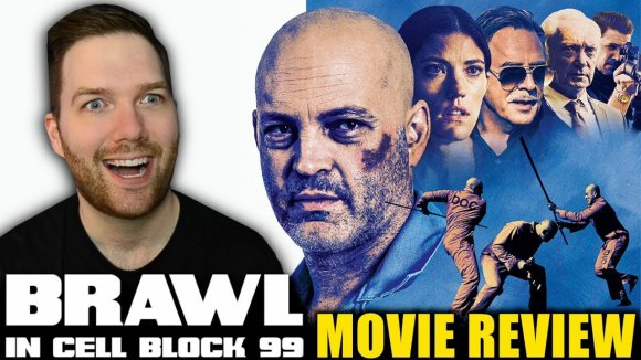 Chris Stuckmann - Brawl in cell block 99 - movie review