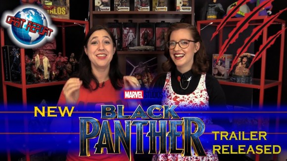 Channel Awesome - Black panther trailer - orbit report