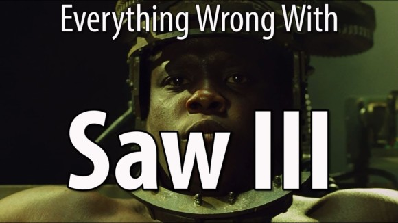CinemaSins - Everything wrong with saw iii in 16 minutes or less