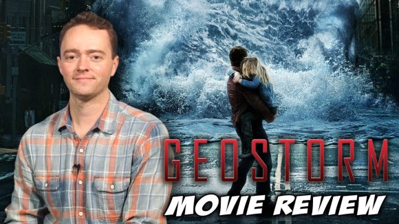Schmoes Knows - Geostorm movie review