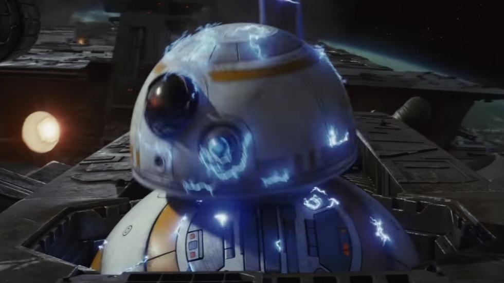 DJ, Luke Skywalker en meer in gave 'The Last Jedi'-beelden!