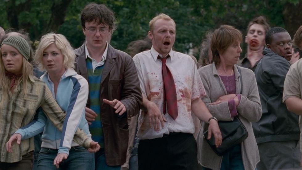 Pegg onthult idee voor 'Shaun of the Dead'-vervolg