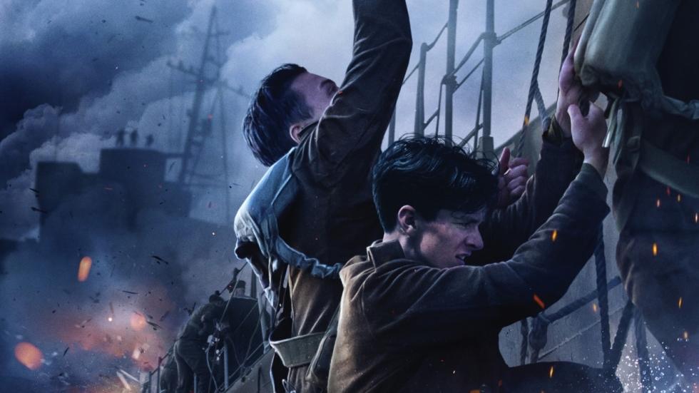Blu-ray preview 'Dunkirk' - Nolans ijzersterke IMAX-oorlogsfilm