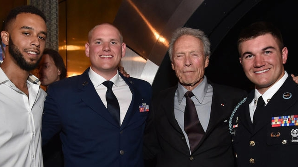 Clint Eastwood's 'The 15:17 to Paris' arriveert in 2018