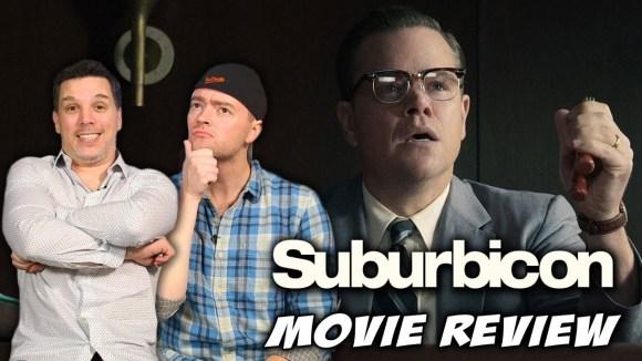 Schmoes Knows - Suburbicon movie review
