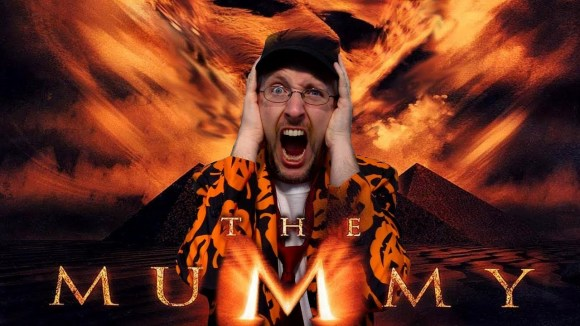 Channel Awesome - The mummy - nostalgia critic