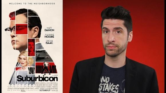 Jeremy Jahns - Suburbicon - movie review