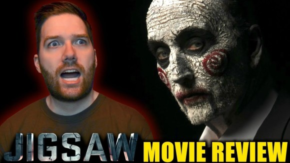 Chris Stuckmann - Jigsaw - movie review