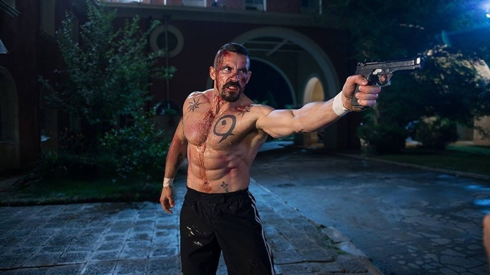 Blu-ray review 'Undisputed 4' - Scott Adkins op zijn sterkst