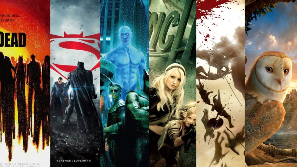 POLL: De films van 'Justice League'-regisseur Zack Snyder
