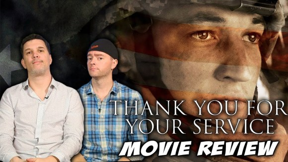 Schmoes Knows - Thank you for your service movie review