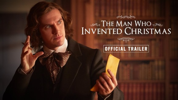 The Man Who Invented Christmas - Official Trailer 2