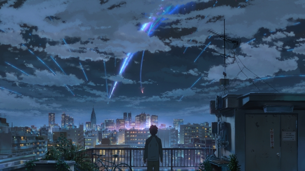 Alles over 'Your Name'