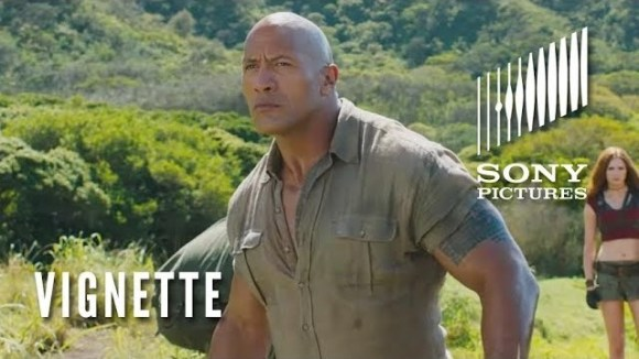 Jumanji: Welcome to the Jungle - Featurette: Vignette