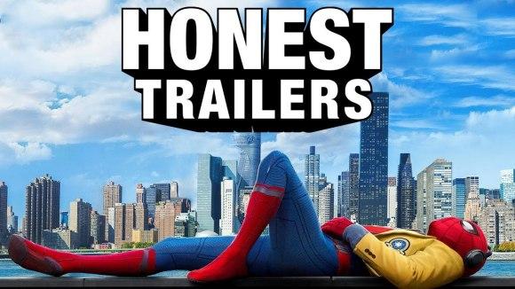 ScreenJunkies - Honest trailers - spider-man: homecoming