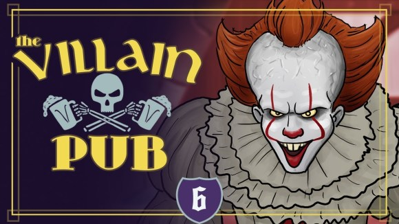 How It Should Have Ended - Villain pub - penny for your fears