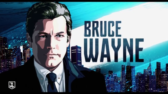 Justice League - Batman Hero Character Video