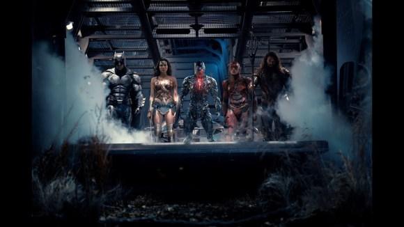 Justice League - TV-spot: Team Effort