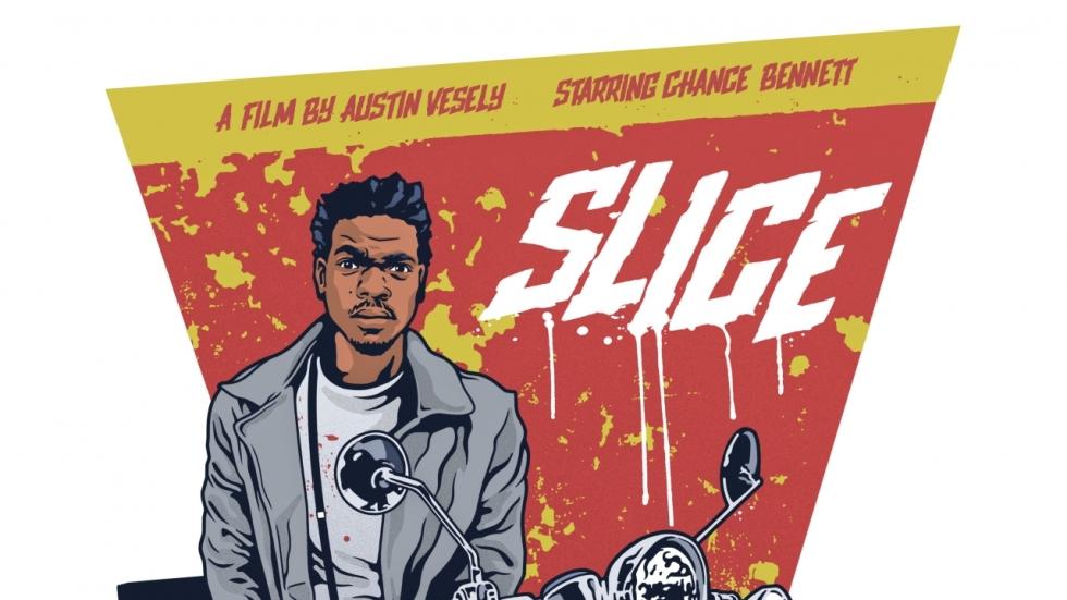 Een moordenaar doodt pizzabezorgers in aparte, game-achtige teaser 'Slice'