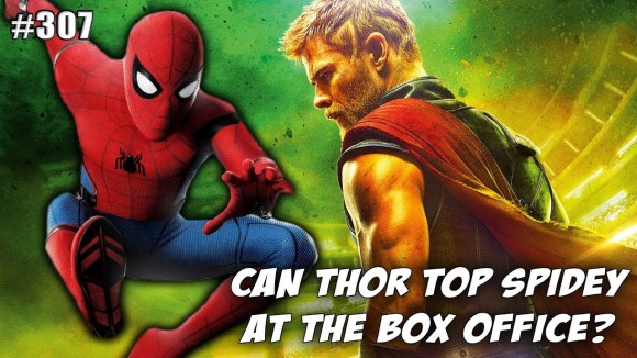 Schmoes Knows - Will thor: ragnarok top spider-man: homecoming at the box office? - sk show #307