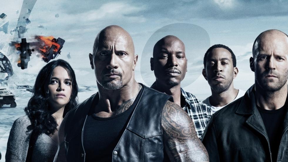 Tyrese Gibson niet in 'Fast & Furious 9' als The Rock terugkeert