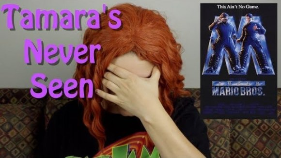 Channel Awesome - Super mario bros - tamara's never seen