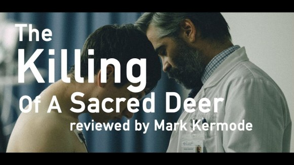 Kremode and Mayo - The killing of a sacred deer reviewed by mark kermode