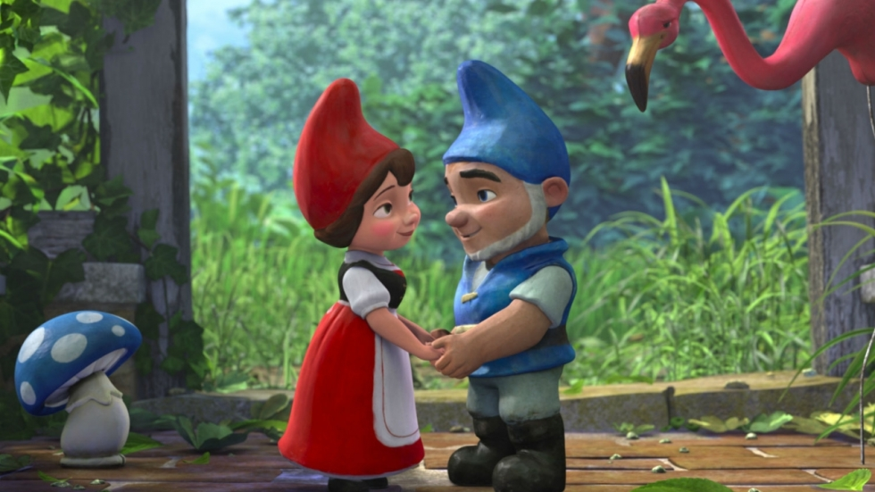 Eerste trailer animatiekomedie 'Sherlock Gnomes'
