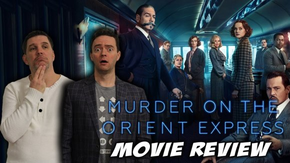 Schmoes Knows - Murder on the orient express movie review