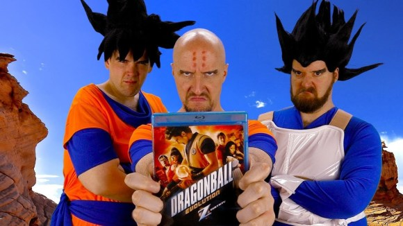 Channel Awesome - Dragonball evolution - nostalgia critic