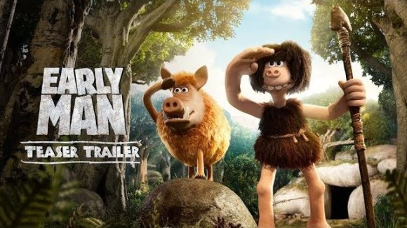 Early Man - official teaser trailer