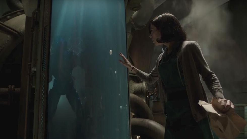 Eerste foto's Guillermo del Toro's 'Shape of Water'