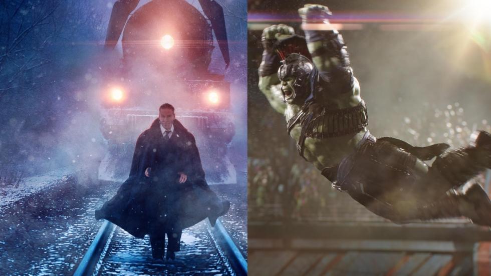'Murder on the Orient Express' geen spel voor 'Thor: Ragnarok'