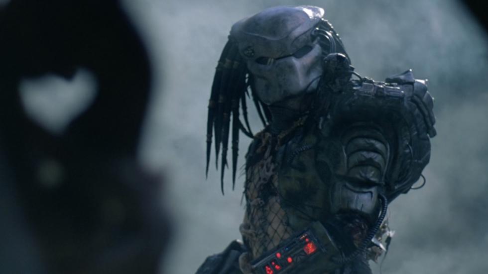 'The Predator' wordt ook grappig