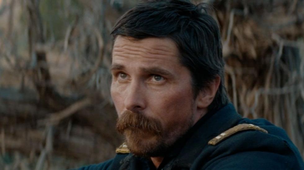 Nieuwe trailer western 'Hostiles' met Christian Bale
