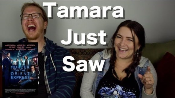 Channel Awesome - Murder on the orient express - tamara just saw