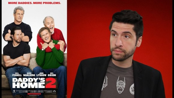 Jeremy Jahns - Daddy's home 2 - movie review