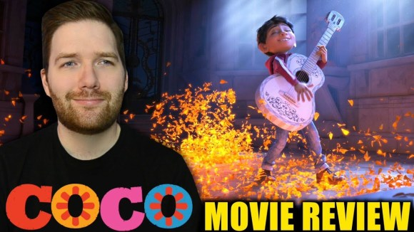 Chris Stuckmann - Coco - movie review
