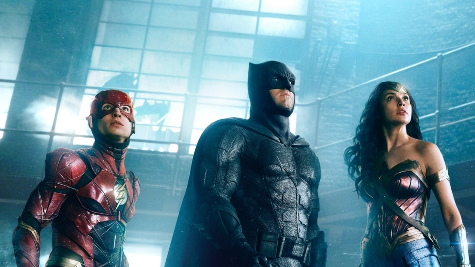 Alles over 'Justice League'