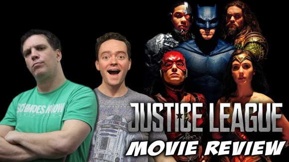 Schmoes Knows - Justice league movie review