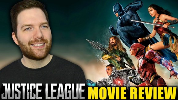Chris Stuckmann - Justice league - movie review